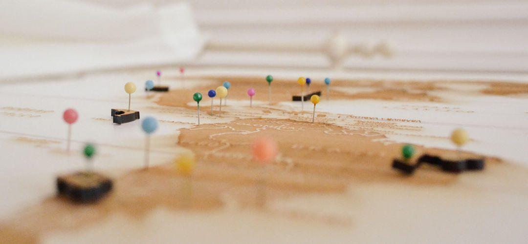 Géocoder des points et exporter les coordonnées GPS