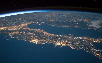 Extension à la zone mondiale pour les calculs d'itinéraires